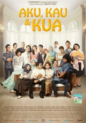Download Film Aku, Kau & KUA (2014) DVDRip