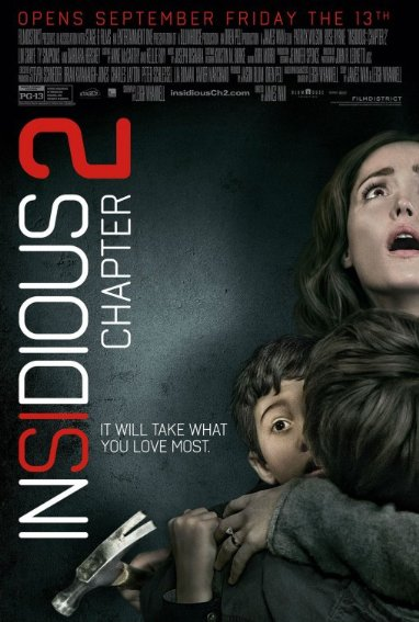 Download Film Insidious: Chapter 2 (2013) 720p Bluray