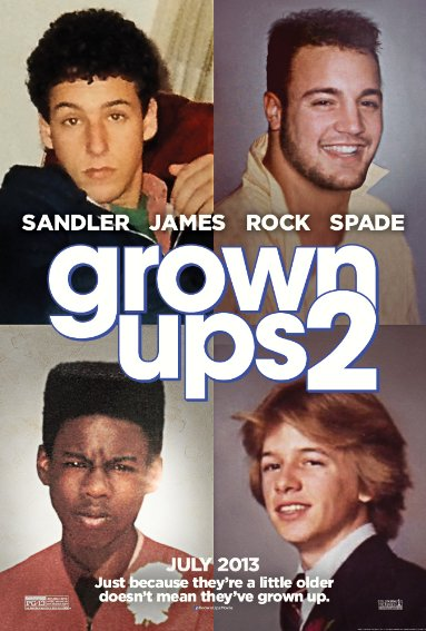 Download Film Grown Ups 2 (2013) 720p Bluray