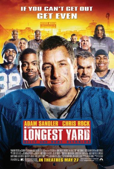 Download Film The Longest Yard (2005) 720p BRRip