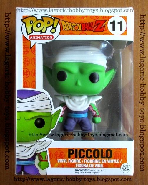 POP! DragonBall 11 Piccolo