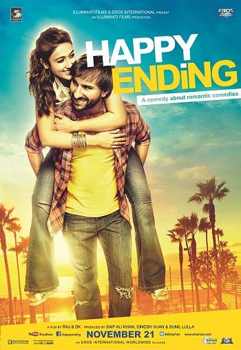 Download Film Happy Ending (2014) DVDscr