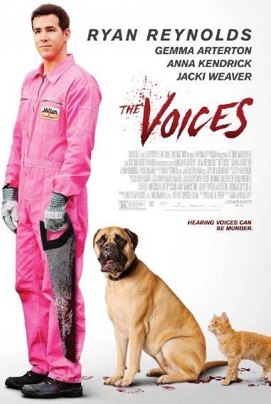 Download Film The Voices (2014) 720p WEB-DL