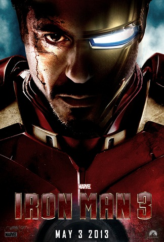 Download Film Iron Man 3 (2013) 720p Bluray