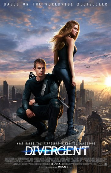 Download Film Divergent (2014) 720p BRRip
