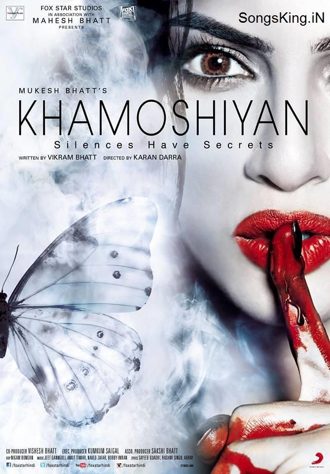 Download Film Khamoshiyan (2015) 720p DVDRip