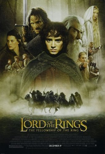 Download Film  The Lord of the Rings: The Fellowship of the Ring (2001) Extended BRRip