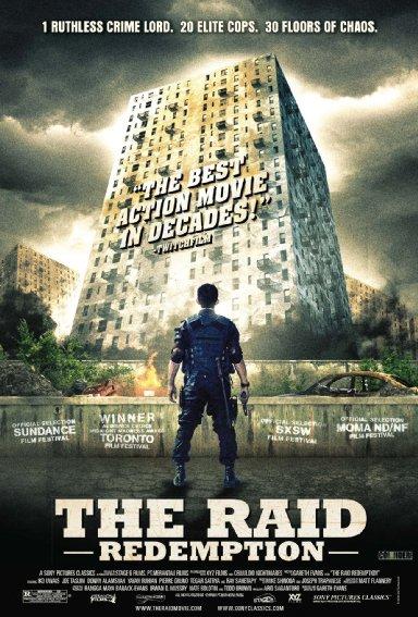 Download Film The Raid: Redemption (2011) 720p BRRip