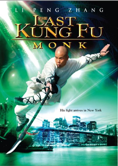 Download Film Last Kung Fu Monk (2010) 720p Bluray