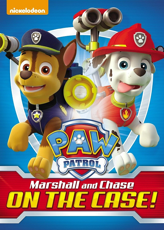 Download Film Paw Patrol Marshall and Chase on the Case (2015) DVDrip
