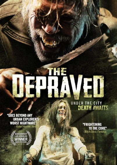 Download Film The Depraved (2011) 720p Bluray
