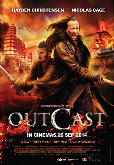 Download Film Outcast (2014) Full Version
