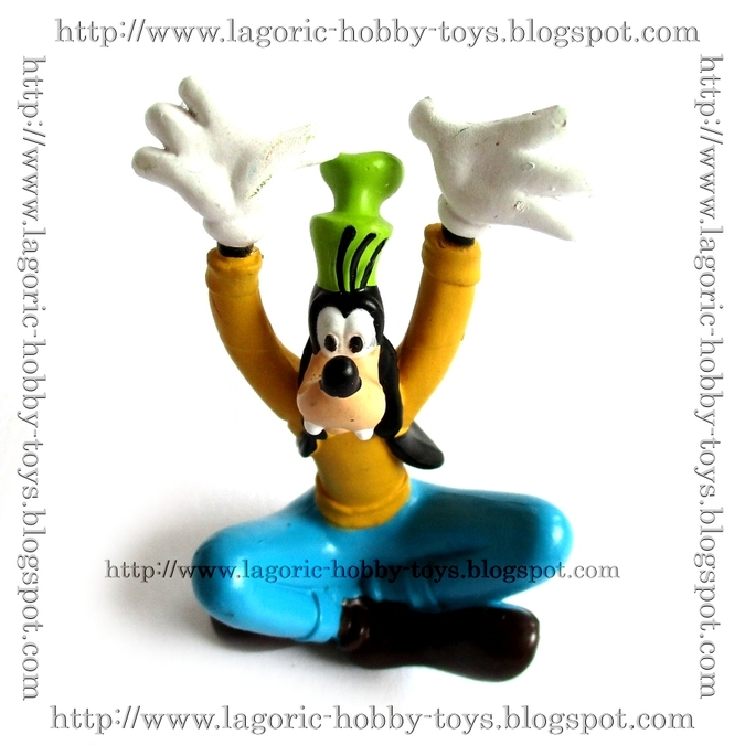Goofy Single 8cm Versi3