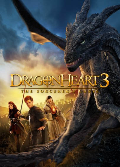 Dragonheart 3: The Sorcerer's Curse (2015) 720p BluRay