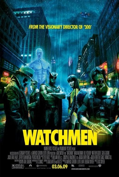 Download Film Watchmen (2009) Dir Cut 720p BRRip