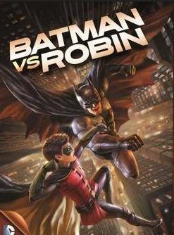 Download Film Batman vs. Robin (2015) 720p BRRip