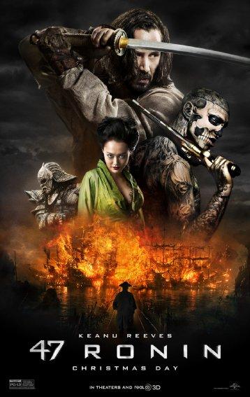 Download Film 47 Ronin (2013) 720p BRRip
