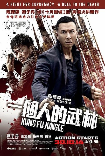 Download FIlm Kung Fu Jungle (2014) WEB-DL
