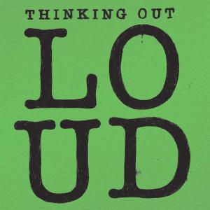 Ed Sheeran - Thinking Out Loud 无和声伴奏
