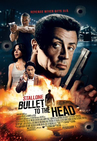 Download Film  Bullet to the Head (2012) 720p Bluray