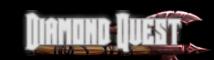 MMORPG, 2D, Diamond, Quest, dynamiczna, gra, postacie