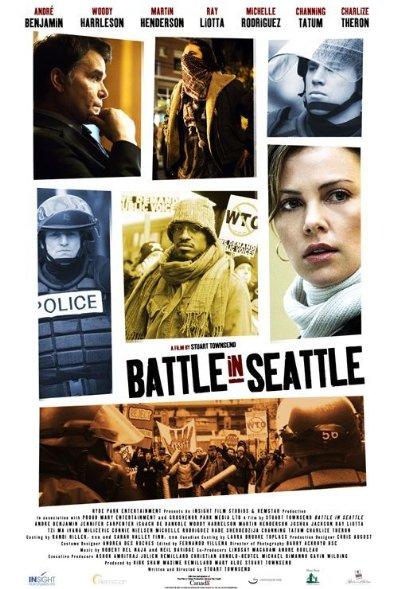 Download Film Battle in Seattle (2007) 720p BRRip